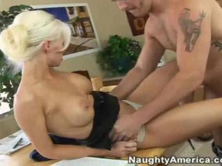 Porn Blue Eyed Blonde
