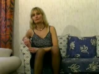 Blondie mature cheats on her husband