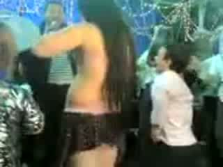 Arab private dance