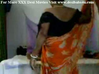 Indisch dorp aunty neuken met nieghbour peon