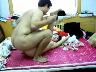 Chinese girlfriend home made sex tape ...