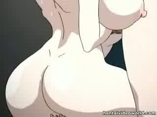 Loads kohta hentai seemnepurse valama välja kohta tema mõlemad holes
