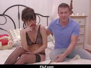 Stepmom Uses Stepson for Revenge Fuck, HD Porn 3f