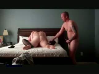 On fucked manželka & shot v môj ústa ja creampied manželka: porno f8
