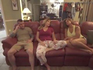 group sex, blowjob, big tits
