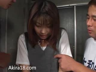 Hardcore korean sex in prison