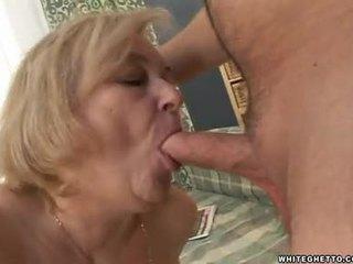 Eu wanna sperma inauntru dumneavoastră bunica #04