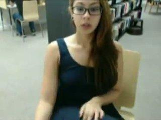 brunete, webcam, solo girl