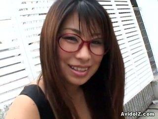 Asia mimi kousaka gives itu bagus oral apaan