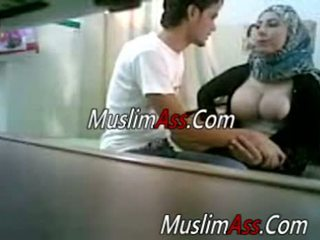 Hijab gf em privado