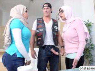 Palestine mias kuuma kolmikko naida viral seksi kanssa julianna