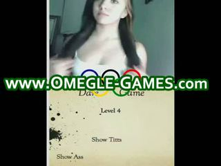 Teen Omegle Games 072