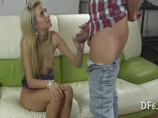 see white film, real young clip, more sucking