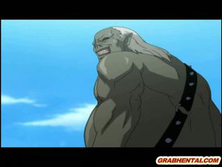 monsters, hentai, anime