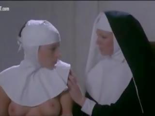Marina Lotar Paola Senatore Nunsploitation Lesbo: Porn b0