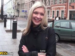 Wild pickup fuck in public place Video