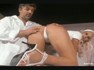Nurse Kathy Gets Her Ass Fucked