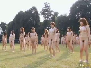 japán, outdoor sex, blowjob