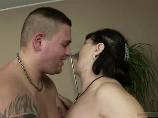 forfall, gammel + young, anal