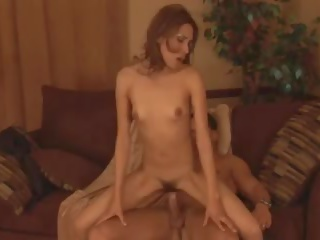 Nataly gets Sex and Cum on Hairy Pussy, Porn f7
