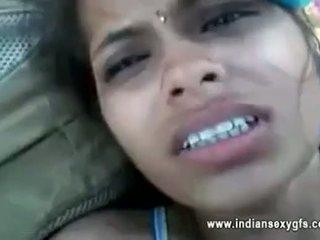 Orissa indiai barátnő szar által boyfriend -ban erdő -val audio