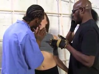 Chanel preston interraciaal gangbang