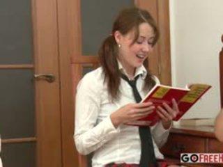 Xenia School Girl
