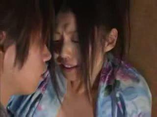 japanilainen, sukupuoli, asian girls