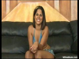 "Elana adalah itu pedas faced 19 tahun dewasa kuba, definitely lacking di sebuah titty departemen, tapi overall worth itu bangin. she went nice in ""cock shock"" 10 seconds after being onto her knees. its lik"