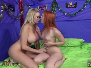 Threeway chavala sexo starring aiden ashley
