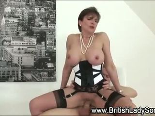 check british, hq blowjob, great mature