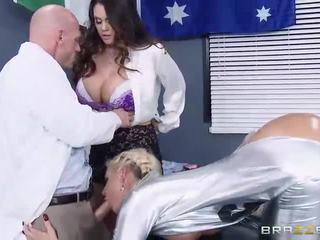 seks tegar semak, lebih seks oral panas, menghisap baru