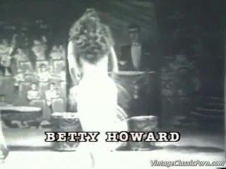 Besar titted betty howard