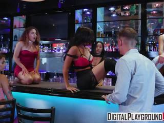 Digitalplayground - the Pickup Line 2 Amia Miley and.