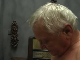 Young Perfect Girl is Fucked by Two Old Perverts