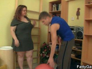 Ela bans dela fitness instructor