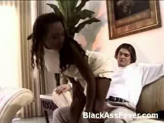 Ebony ayana engel interraciaal film