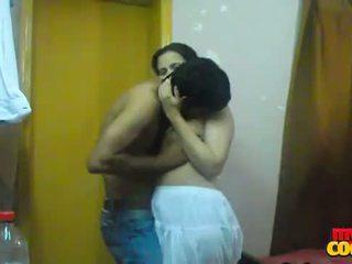 Én szexi pár indiai pár