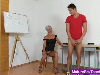 mature, mom, wife
