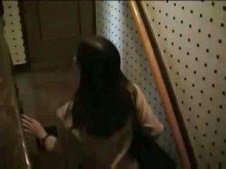 giapponese, voyeur, pompino