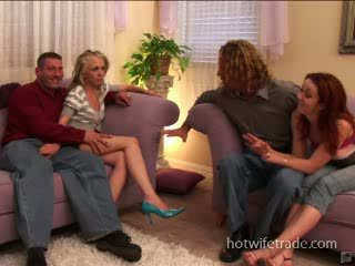 Swinger koner spermmed på