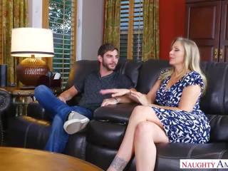 Amazing Step Mom Julia Ann having sex