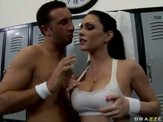 Sex In The Locker Room Nearly Jessica Jaymes And Her Tennis Hooters