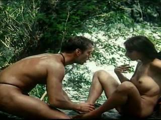 Tarzan meets jane: gratis vintage hd porno video- df