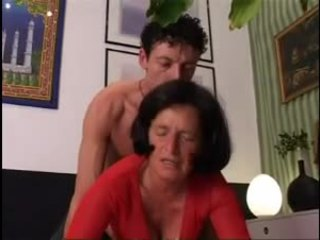 Giving бабуся a добре жорсткий dicking !