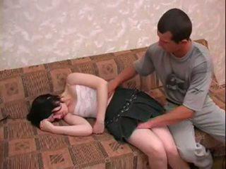 เมา sister molested โดย พี่ชาย