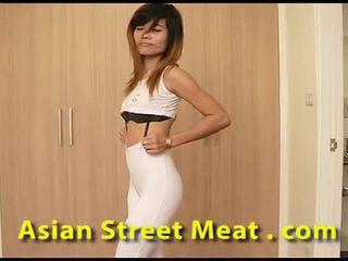 Clean thajské slapper sweats pre spermie