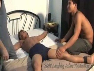 Jerome tickled door jesse