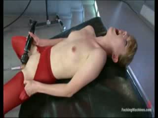 Double penetrated door machine