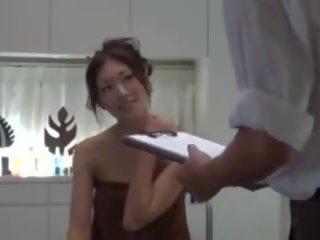 Reiko kobayakawa perlu sebuah pijat, gratis porno 4f